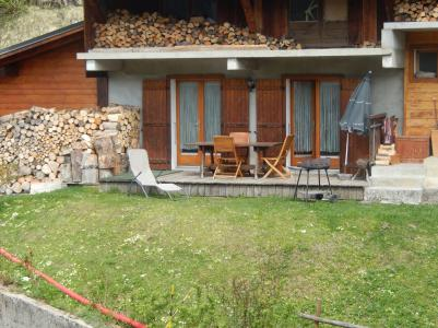 Location au ski Appartement 2 pièces 4 personnes - Chalet les Géraniums - Châtel