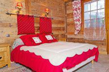 Аренда на лыжном курорте Chalet Petit Châtel - Châtel - Комната