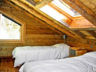 Location au ski Chalet Philippe - Chatel - Chambre