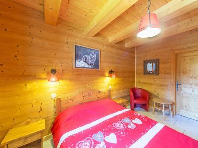 Location au ski Chalet Ramoneur Savoyard - Châtel - Chambre