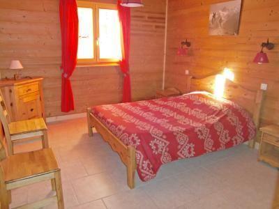 Location au ski Chalet Ramoneur Savoyard - Chatel - Chambre