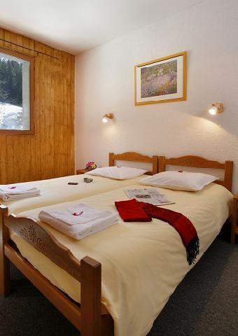 Location au ski Hotel Eliova L'eau Vive - Chatel - Chambre