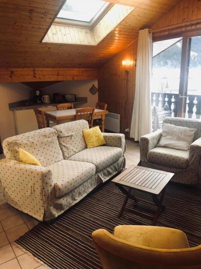 Rent in ski resort 4 room apartment 6 people - La Résidence Forsythia - Châtel