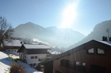 Rental  : La Résidence les Montagnys winter