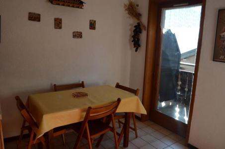 Rent in ski resort Studio sleeping corner 3 people - La Résidence les Montagnys - Châtel - Apartment