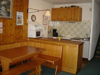 Rent in ski resort Studio 4 people - La Résidence les Tavaillons - Châtel - Kitchenette