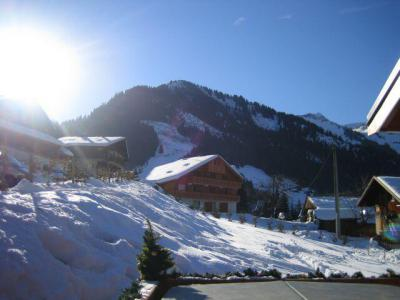 Location au ski Appartement 3 pièces 4 personnes - Les Balcons de Châtel - Châtel