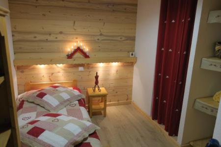Location au ski Appartement 3 pièces 4 personnes - Les Balcons de Châtel - Châtel - Chambre