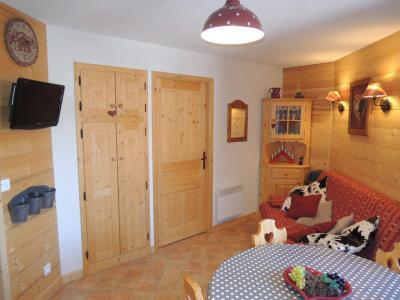 Location au ski Appartement 3 pièces 4 personnes - Les Balcons de Châtel - Châtel - Séjour