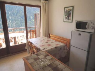Location au ski Appartement 2 pièces coin montagne 4 personnes (BBB4) - Les Chalets de Barbessine - Châtel - Réfrigérateur