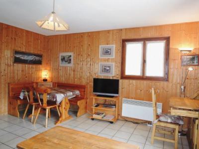 Location au ski Appartement 3 pièces 6 personnes (BBC5) - Les Chalets de Barbessine - Châtel - Séjour