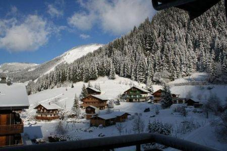 Location Châtel : Residence Alpenlake hiver