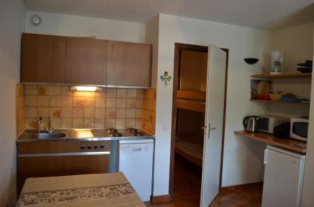 Rent in ski resort 2 room apartment sleeping corner 6 people (099) - Résidence Alpenlake - Châtel