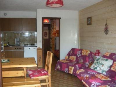 Rent in ski resort Studio sleeping corner 4 people (115) - Résidence Alpenlake - Châtel - Bed-settee