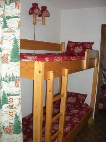 Rent in ski resort Studio sleeping corner 4 people (115) - Résidence Alpenlake - Châtel - Bunk beds