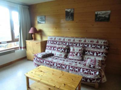 Rent in ski resort Studio sleeping corner 4 people - Résidence Chambron - Châtel