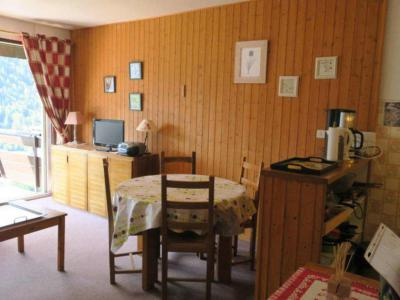 Rent in ski resort Studio 3 people (20) - Résidence Croix de Savoie - Châtel