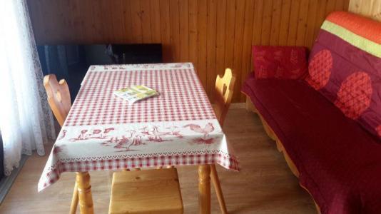 Rent in ski resort Studio sleeping corner 4 people (16) - Résidence Croix de Savoie - Châtel - Apartment