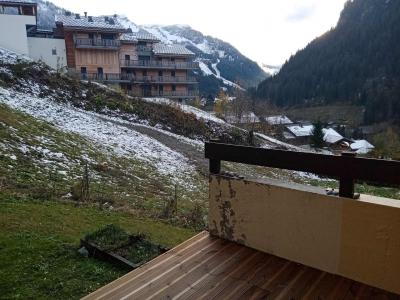 Location au ski Studio coin montagne 5 personnes (A25) - Résidence des Gentianes - Châtel