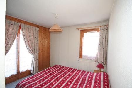 Rent in ski resort 3 room apartment 6 people (3) - Résidence Echo des Montagnes - Châtel - Bedroom