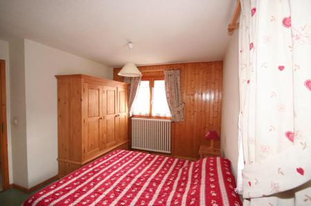 Rent in ski resort 3 room apartment 6 people (6) - Résidence Echo des Montagnes - Châtel - Bedroom
