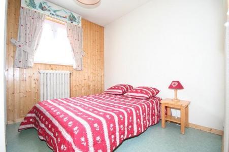 Rent in ski resort 5 room apartment 10 people (2) - Résidence Echo des Montagnes - Châtel - Double bed