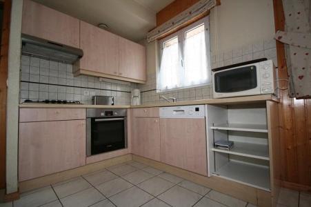 Rent in ski resort 5 room apartment 10 people (2) - Résidence Echo des Montagnes - Châtel - Open-plan kitchen