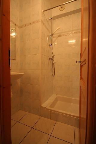 Rent in ski resort 5 room apartment 10 people (2) - Résidence Echo des Montagnes - Châtel - Shower