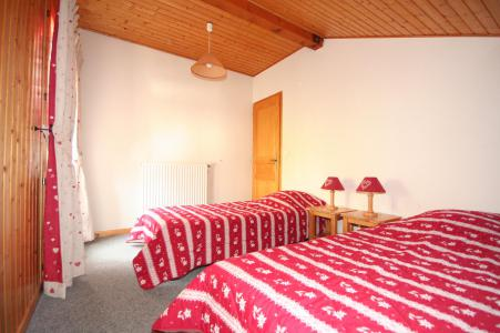 Rent in ski resort 4 room duplex apartment 8 people (4) - Résidence Echo des Montagnes - Châtel