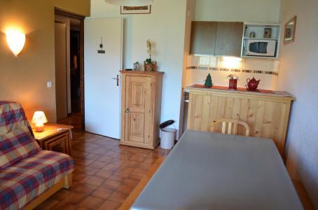 Rent in ski resort 2 room apartment sleeping corner 5 people (124C) - Résidence Hameau des Quatre Saisons - Châtel - Apartment