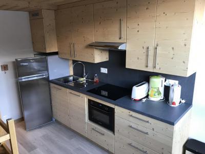Rent in ski resort 3 room duplex apartment 6 people (021A) - Résidence Hameau des Quatre Saisons - Châtel - Apartment