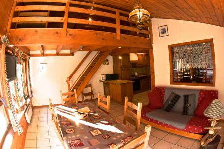 Rent in ski resort 3 room duplex apartment 6 people - Résidence Jessi - Châtel