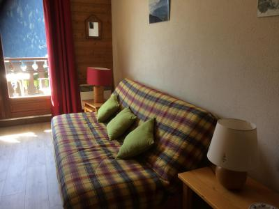 Rent in ski resort 2 room apartment sleeping corner 5 people (12) - Résidence Jessi - Châtel