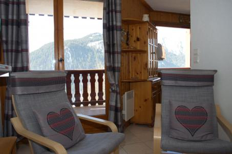 Rent in ski resort 2 room apartment cabin 4 people (6) - Résidence l'Alexandra - Châtel