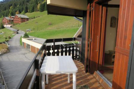 Location au ski Appartement 2 pièces mezzanine 5 personnes (D16) - Résidence l'Alpage - Châtel