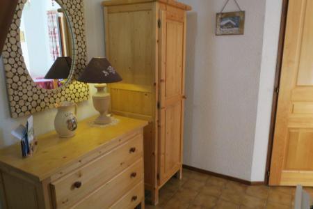 Location au ski Appartement 2 pièces mezzanine 5 personnes (D16) - Résidence l'Alpage - Châtel - Appartement