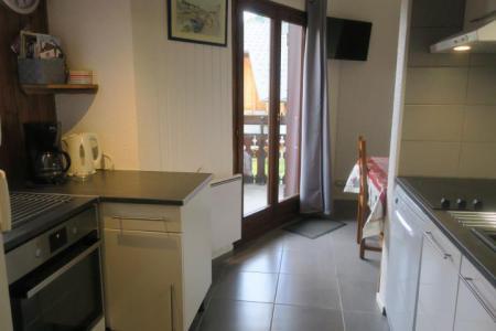 Location au ski Appartement duplex 3 pièces 6 personnes (A11) - Résidence l'Alpage - Châtel - Cuisine