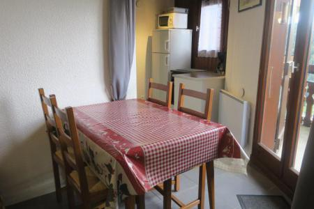 Location au ski Appartement duplex 3 pièces 6 personnes (A11) - Résidence l'Alpage - Châtel - Table