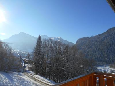 Rental Châtel : Résidence l'O Rouge winter