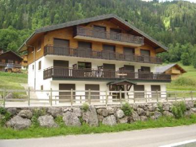 Location au ski Résidence l'Orée des Pistes - Châtel