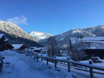 Rent in ski resort 2 room apartment 4 people - Résidence l'Orée des Pistes - Châtel