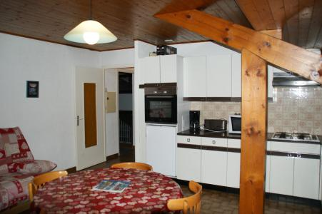 Rent in ski resort 2 room apartment 4 people - Résidence la Maison des Vallets - Châtel