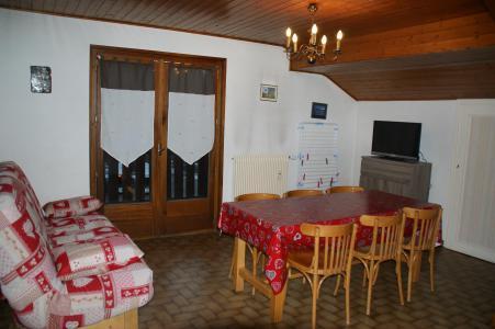 Rent in ski resort 3 room apartment 5 people - Résidence la Maison des Vallets - Châtel