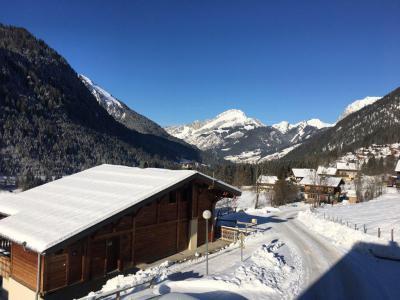 Location Châtel : Résidence la Toison Blanche hiver
