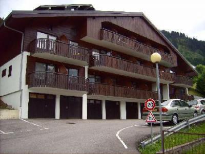 Rent in ski resort Logement 5 personnes - Résidence la Toison Blanche - Châtel