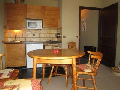 Rent in ski resort Studio 3 people (84A) - Résidence la Tovassière - Châtel - Apartment