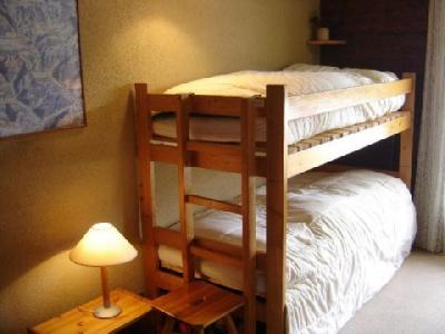 Rent in ski resort Studio 3 people (84A) - Résidence la Tovassière - Châtel - Bunk beds