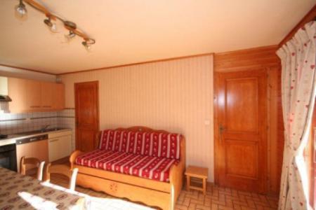 Rent in ski resort 2 room apartment sleeping corner 5 people (1) - Résidence le Balcon des Alpes - Châtel - Apartment