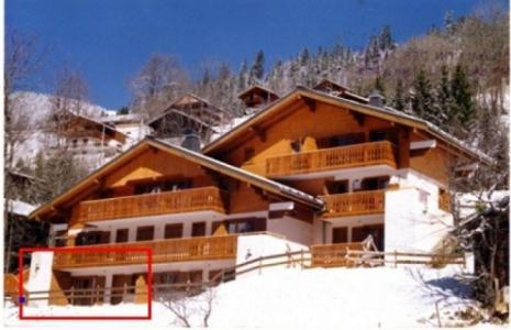Location Chatel : Residence Le Balcon Des Alpes hiver