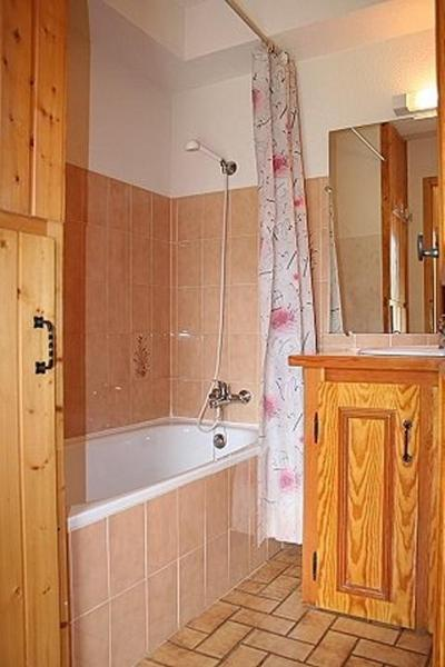 Rent in ski resort Studio sleeping corner 4 people (8) - Résidence le Balcon des Alpes - Châtel - Apartment